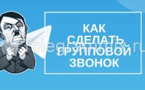 Как сделать конференц звонок в Телеграмме