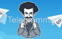 Как отправлять, сохранять и создавать гифки в Телеграмм